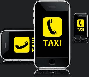 Taxi delen